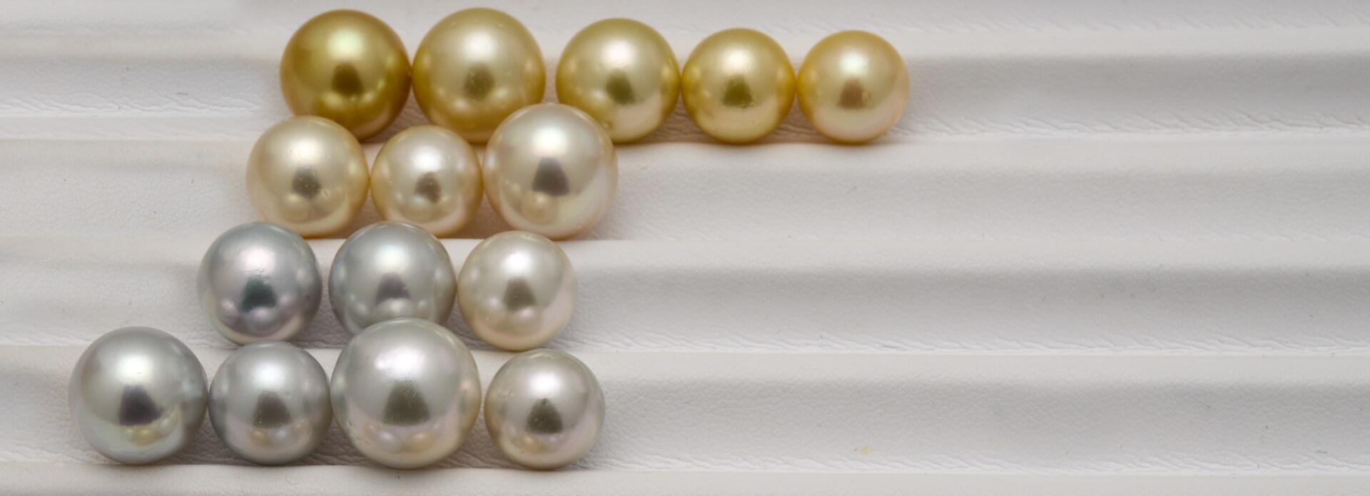 South Sea Pearl Grading