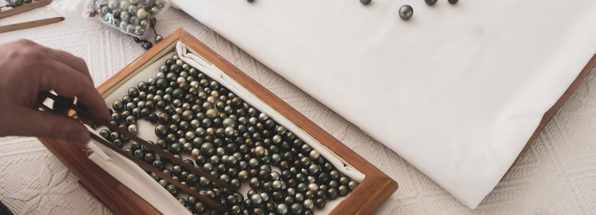 Loose Tahitian Pearls