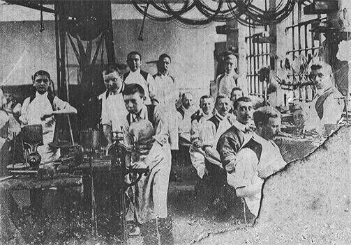 Jewellery Quarter, Historical Workshop