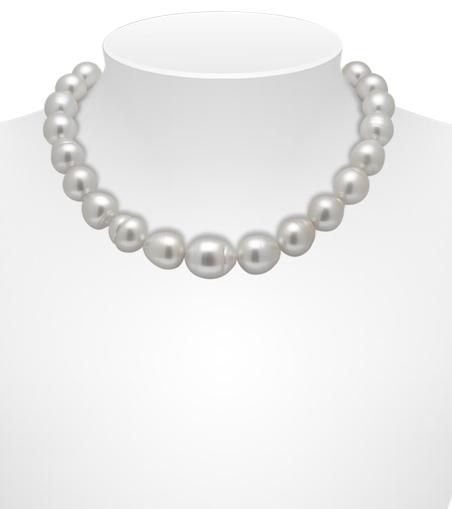 Baroque South Sea Pearl Necklaces