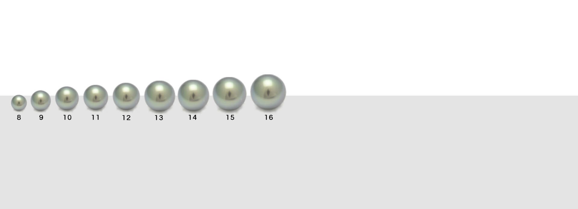 Loose Tahitian Pearls